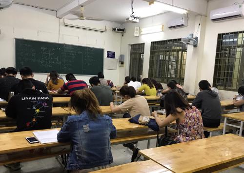 trung tâm dạy ielts hcm