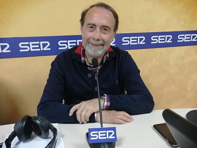 Melero en el Carrusel Deportivo.