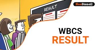 WBCS Result 2020 - For Prelims Exam