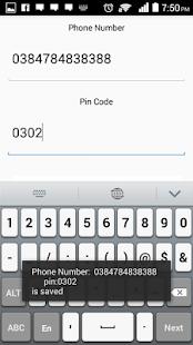 Monitor Employee Phone - náhled