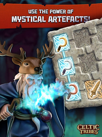 Celtic Tribes - Building MMOG 5.1.0 screenshot 205713
