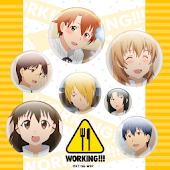 シェイクライブ壁紙 / 「WORKING!!!」