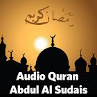 Audio Quran by Abdul Rahman Al Sudais icon