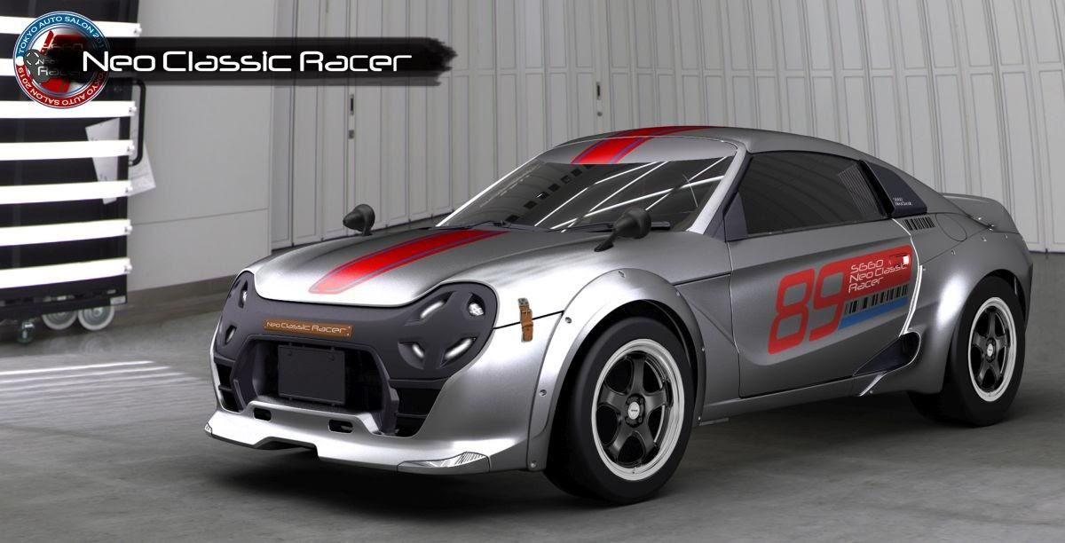 S660 Modulo Neo Classic Racer