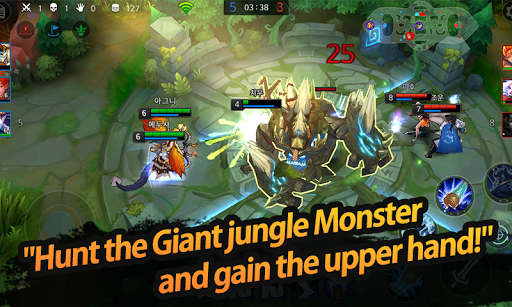 League of Masters : Legend PvP MOBA Battle 1.27 screenshots 1