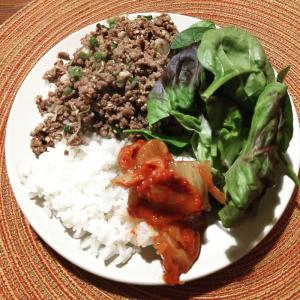 SAHD Recipe – Korean Style Beef Bowl thumbnail
