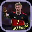Belgium Football Team Wallpaper HD icon