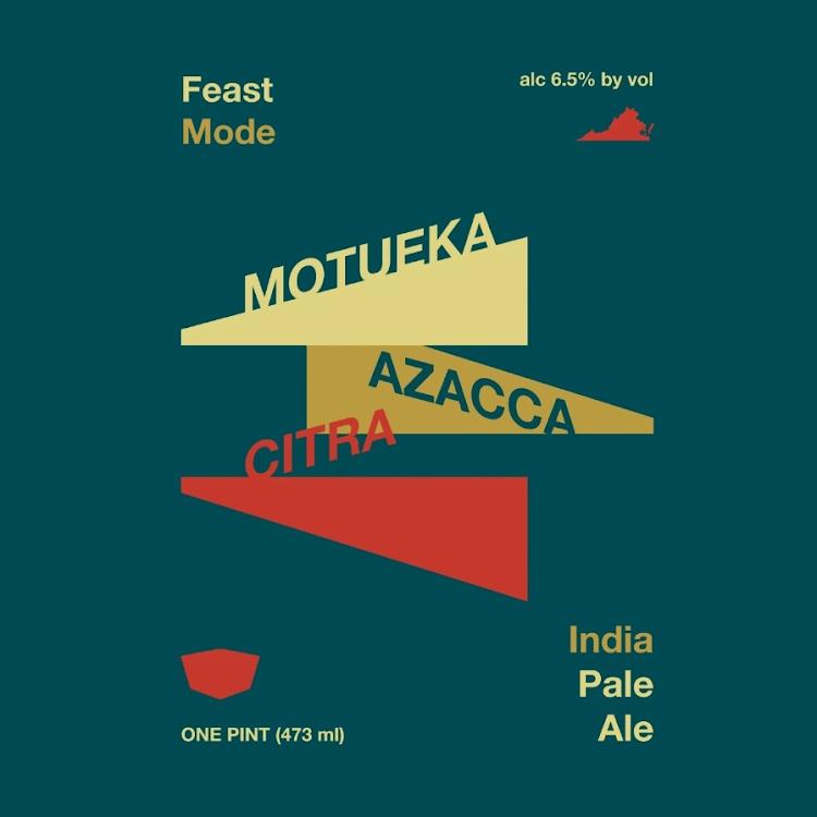 Logo of Virginia Beer Co. Feast Mode