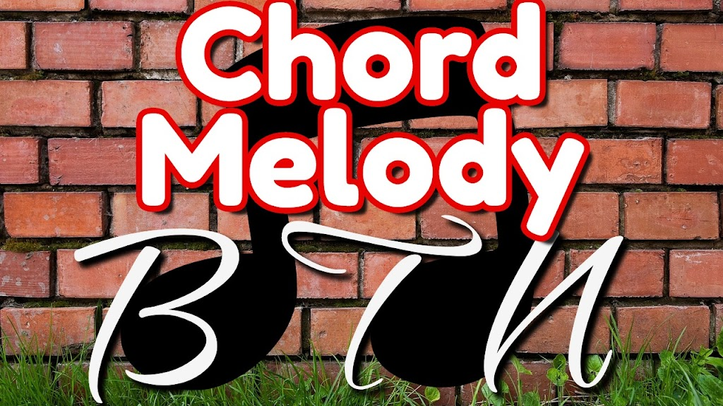Chord Melody: Beyond Top Notes