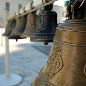 Bells by Anna Cole - Artistic Objects Musical Instruments ( bell, musical instrument, yaroslavl, russia, musical, bells, musical instruments, ярославль, historical )