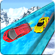 Frozen Water Slide Car Game