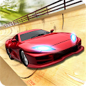 Vertical Mega Ramps & Impossible Car Racing Stunts icon