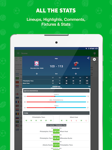Skores - Live Soccer Scores  14