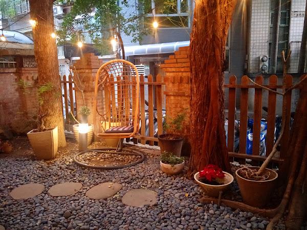 隱秘台北的自然老宅,Aceline樹宅院無限時美味餐廳