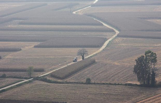 paesaggio agricolo autunnale in piemonte di angelo27