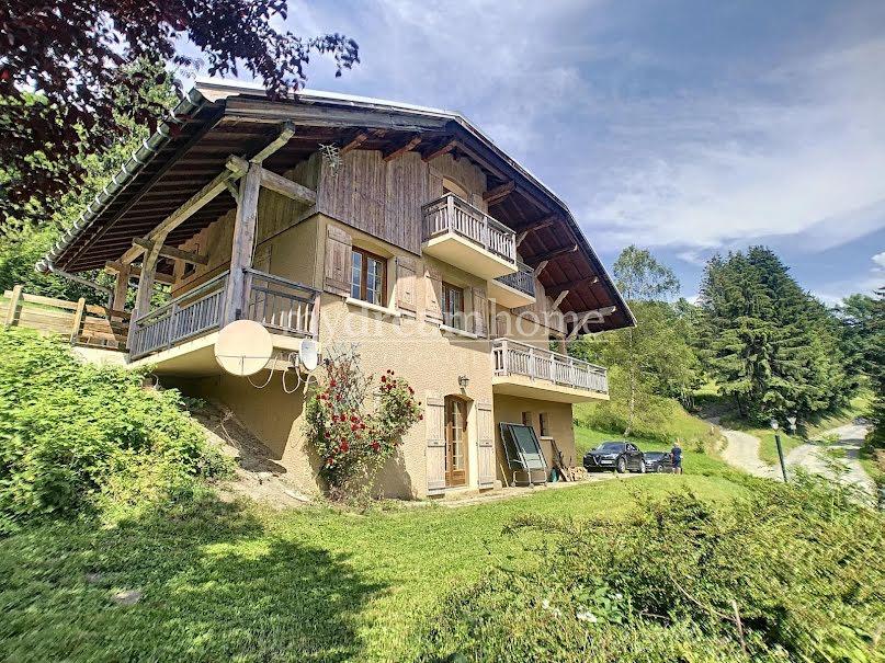 Vente chalet 9 pièces 185 m² à Flumet (73590), 714 000 €