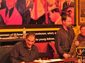 Photo: Tony Monaco & Pete Mills (Lee Cortese, photographer)