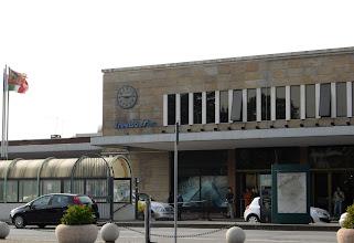 Photo: Stazione di Treviso Centrale vasútállomás