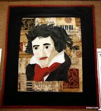 "Photo: #79-A, Carol Meier, ""Portrait of Beethoven"""