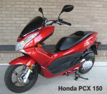 honda PCX 125 - Honda PCX 150   manual taller - servicio- mecanica y despiece