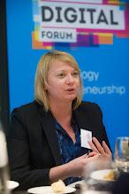 Photo: Katarzyna Hanula-Bobbitt, senior public affairs officer at Finance Watch