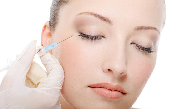 Wrinkle reduction injections in Manchester