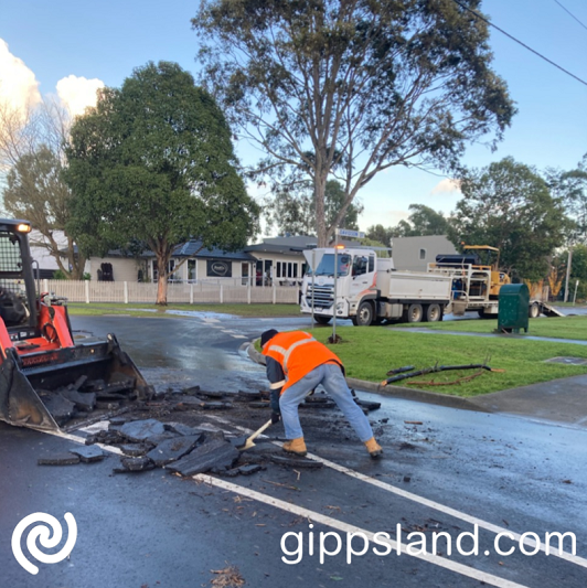 Free clean-up program covers the demolition and removal of any structures on eligible private properties that were destroyed or damaged beyond repair by the June 2021 storms and floods