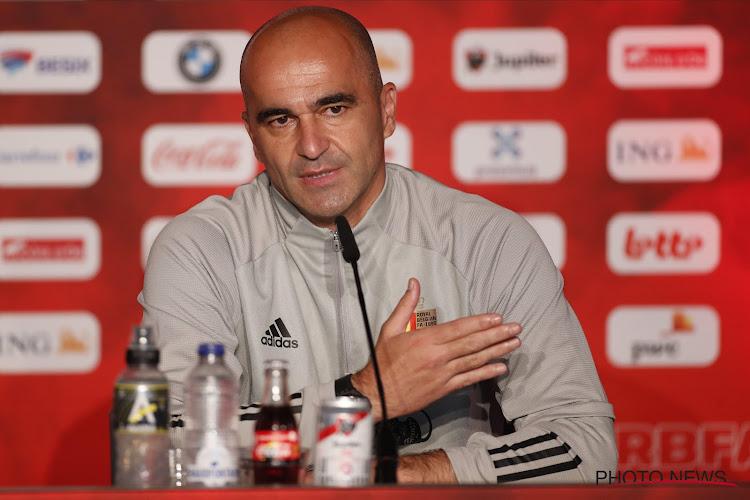 Roberto Martinez au coeur d'une campagne de la FIFA