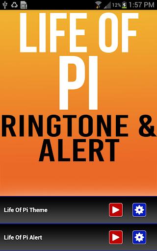 Life of Pi Theme Ringtone