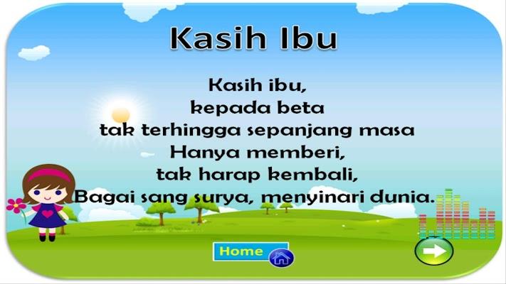 lagu anak anak indonesia - screenshot