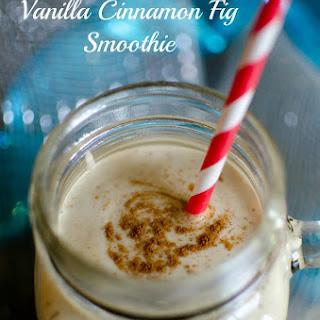 Vanilla Cinnamon Smoothie Recipes