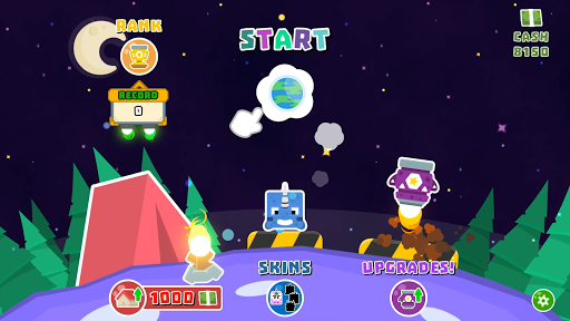 Rushy Rockets: Puzzle Blast in Space 1.04 screenshots 7