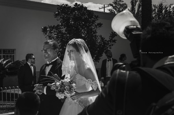 Fotógrafo de bodas Grecia Goss (Gossfotografia). Foto del 23.03.2017
