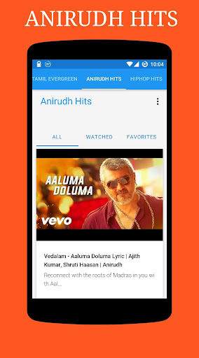 New Tamil HD Video Songs - Apps on Google Play