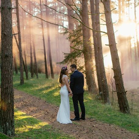 Wedding photographer Agata Filipiuk (cudniejest). Photo of 28.03.2017