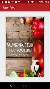 Superfood- screenshot thumbnail