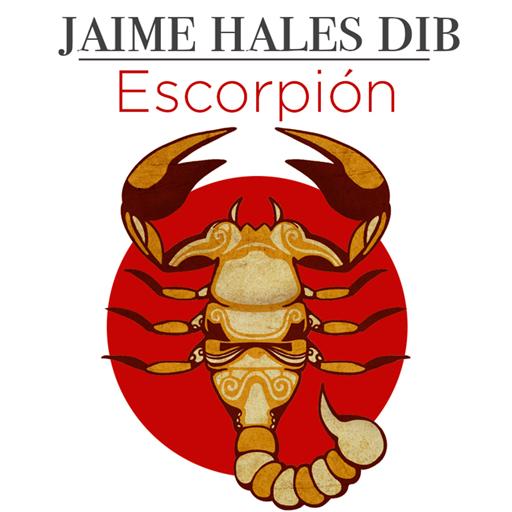 Escorpión por Jaime Hales