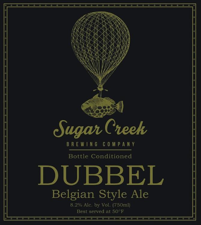 Logo of Sugar Creek Belgian Dubbel