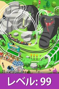 《Idle Theme Park》- 素敵なテーマパークを建てようのおすすめ画像4