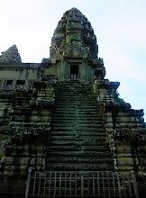 Photo: Angkor Wat Tower