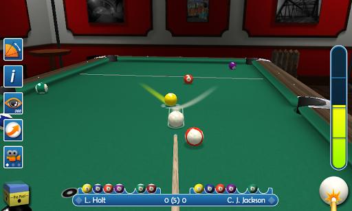 Pro Pool 2019  captures d'u00e9cran 1