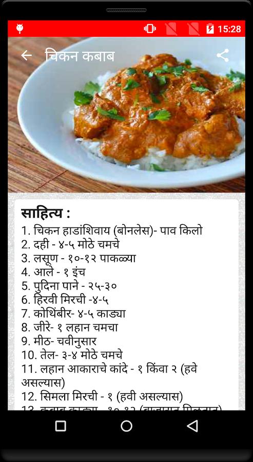 Maharashtrian Recipes - Marathi Cuisine