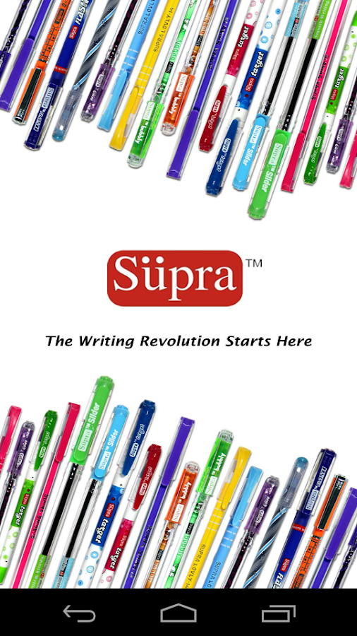 Supra Pens- screenshot