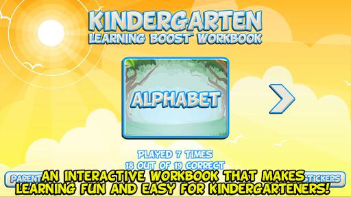 Kindergarten - Learning Boost Workbook android2mod screenshots 1