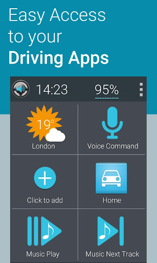 UCD (Pro) Award Winning Handsfree Driving v2.9.0.0 [Paid]