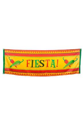 Banner, fiesta 74x220cm