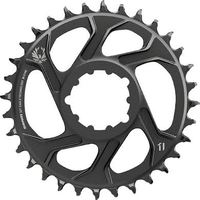 SRAM X-Sync 2 Eagle Chainring - Direct Mount 6mm Offset BB30 or GXP alternate image 0