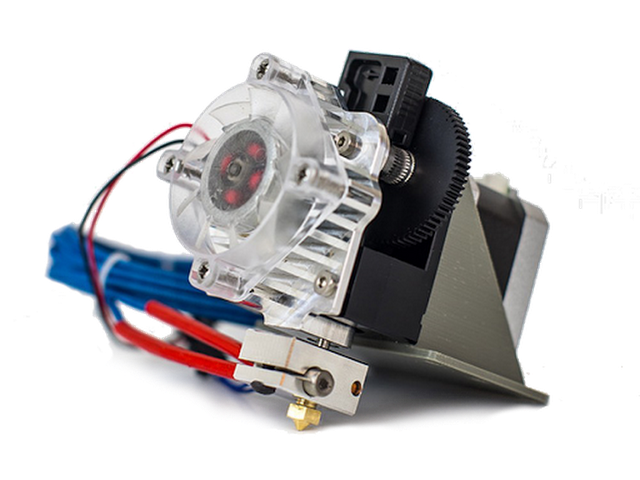 CLEARANCE - E3D Titan Aero Extruder Upgrade Kit - 3.00mm (12v)