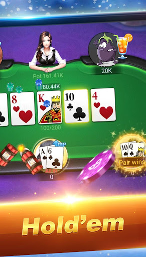 Boyaa Poker (En) u2013 Social Texas Holdu2019em 5.9.0 screenshots 2