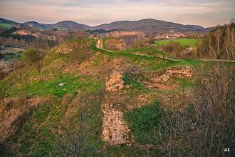 Photo: jarní pohled z hradu